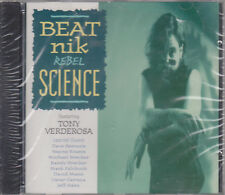 TONY VERDEROSA BEAT NIK REBEL SCIENCE 1993 Cyberjam Recordings W/Brecker