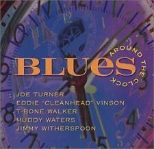 Blues around the Clock (2002) Joe Turner, Eddie 'Cleanhead' Vinson, Jimmy.. [CD]