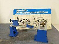 PREFO - DDR - Antriebsmodell - Dampfmaschine- Drehbank - L. 22,5 cm -top mit OVP