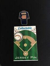 New York Mets Jacob deGrom lapel pin-Collectable-Great Gift Item-Lets Go Mets!