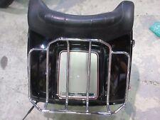 OEM Harley Tour Pak Pack Luggage Box 2009-2013 FLHTC Vivid Black & Silver
