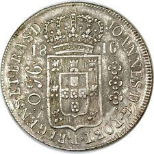 Pièces de monnaie des Amériques, de Brésil
