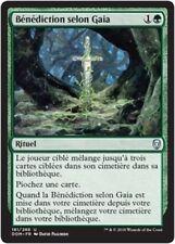 MTG Magic DOM - (x4) Gaea's Blessing/Bénédiction selon Gaia, French/VF