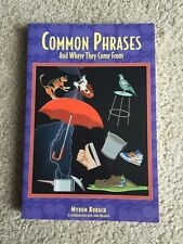 Common Phrases: And Where They Come From, Korach, Myron, Acceptable Book