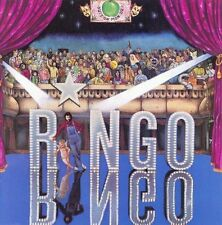 Ringo by Ringo Starr (CD, Jul-1996, Capitol/EMI Records) THE BEATLES