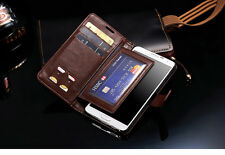 NEW LEATHER WALLET CASE FOR SAMSUNG GALAXY NOTE III 3 N9000 N9005