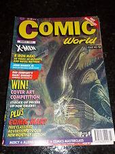 COMIC WORLD / COLLECTOR - No 13 - Date 03/1993 - UK Comic Magazine