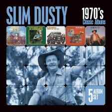 SLIM DUSTY 1970's 5CD NEW Songs From The Land/Live Tamworth/Lights/Things/Walk