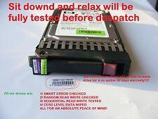 "HP ProLiant 72Gb 1 port 10k SAS 2.5"" SFF 434916-001 Serial SCSI Hot Plug"