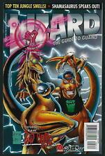THE BAD EGGS US ARMADA COMIC VOL.1  # 2of4/'96