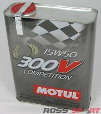 Motul 300V 15W50 (2.0L CAN)