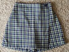 Cute KELLY'S KIDS Girl's Plaid Skort Sz. 3-4 - EUC