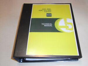 Chamberlain 3380, 4080, 4280, 4480 workshop manual (photocopy)