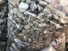 20kg Small Riverstone 100% Natural River Stone Pebble Decor Garden Marble Gravel
