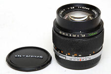 Olympus OM-System Zuiko Auto-T 100mm F 2.8 with Covers