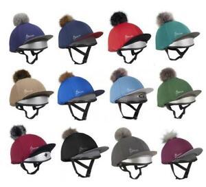 LeMieux My LeMieux Pom Pom Hat Silk