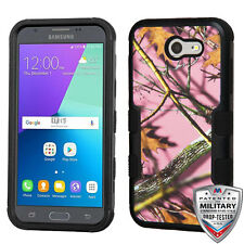 Anti-Shock Case Cover for Samsung Galaxy J3 Eclipse J3 Mission Luna Pro J327