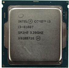 New listing Intel Core i3-6100T 3.2 Ghz 3Mb 8Gt/s Sr2He Lga1151 Processor