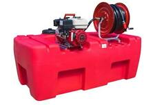 Silvan 800 Litre Fire Fighting Unit with Twin Impeller Pump