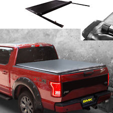 """For Ford F-150 2004-2014 Lock & Soft Roll Up Tonneau Cover With 6.5"""" / 78"""" Bed"""