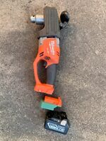 Hitachi 18v battery adaptor to Milwaukee - nailer,driver, wrench, grinder, saw
