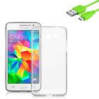 Funda Carcasa Gel Ultrafina para Samsung Galaxy Grand Prime 4G SM-G531F