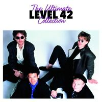 LEVEL 42 - THE ULTIMATE COLLECTION  2 CD NEW