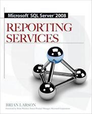 Microsoft Sql Server 2008 Reporting Services: By Brian Larson