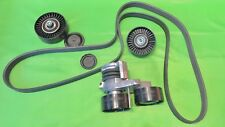 BMW N54 Engine 135 335xi 335i E90 E92 E93 Serpentine Belt,Tensioner,Pulley Kit