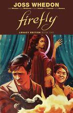 Firefly Legacy Edition Vol #1 Tpb Boom! Comics Tp