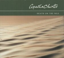 DEATH ON THE NILE (Poirot) by Agatha Christie ~ Three-CD Audiobook