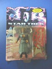 1994 Star Trek Generations Lursa Action Figure with Movie Poster, Sealed & MOC