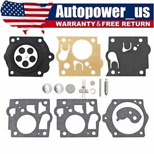 Carburetor Carb Repair Kit for McCulloch Mac PROMAC 700 8200 PM 10 10-10 K10-SDC