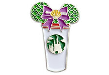 Little Mermaid Castle Coffee Cup Pin , Disney Pins