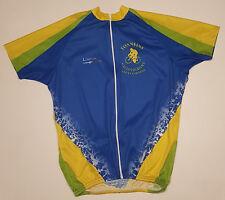 Ensemble maillot + veste + cuissard cyclisme