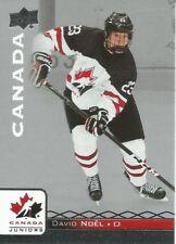 David Noel #61 - 2017 Team Canada Juniors - Base Men