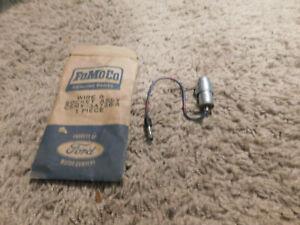 Nº s 1967-1968 Ford Mercury Corpo Lâmpada De Backup