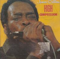 High Compression von James Cotton (CD, 1984, Alligator) - Harmonica Blues