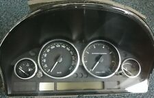 INSTRUMENT CLUSTER Land Rover Range Rover Sport 2009 Speedo Clocks km