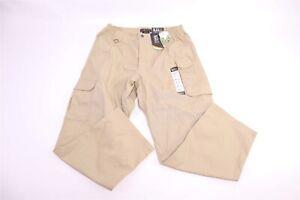 5.11 Tactical Men's TACLITE Pro Pants 36x30 TDU Grey 74273 Ripstop Tan