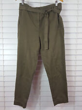 WITCHERY sz 12 womens khaki pants [#2828]
