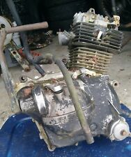 1987 Suzuki LT230S Quad Sport 230 complete Motor  top bottom head for Parts *