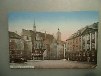 Ansichtskarte Altenburg S.-A. Schloßhof 1914 (I)