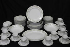 """57 Pc China """"SPRINGTIME"""" #326 for International Silver Company, Made in Japan"""