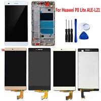 Para Huawei P8 Lite ALE-L21 Pantalla LCD Táctil Screen Digitizador Asamblea Kits