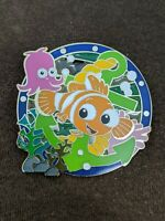 Disney Pin Trading Disney Store Online Nautical Series Finding Nemo LE250 Pin