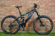Haibike Front & Rear (Full) Disc Brakes-Hydraulic Bikes