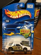 2001 Hot Wheels Chevy Stocker #153