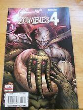 Marvel Zombies 4 #3 Fred Van Lente Marvel Comics