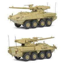 1/48 Solido Chars General Dynamics LAN System M1128 MGS Stryker Livraiso Domicil